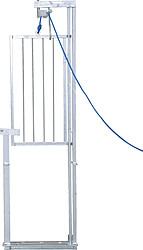 patura kg porte guillotine. Black Bedroom Furniture Sets. Home Design Ideas
